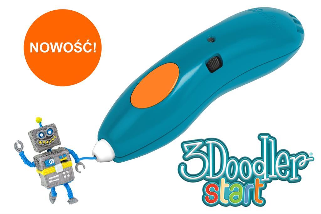 3DOODLER 3Doodler Start - 3D pero pro děti (základní sestava)