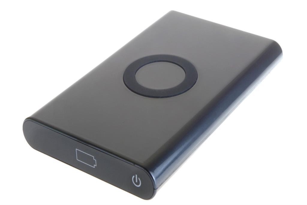 PowerNeed Sunen Bezdrátová indukční nabíječka 7000mAh, černá