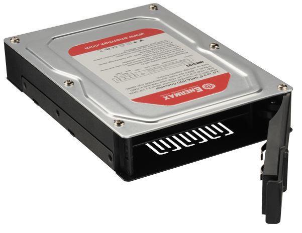 Enermax 2x2,5'' to 3,5'' HDD Converter