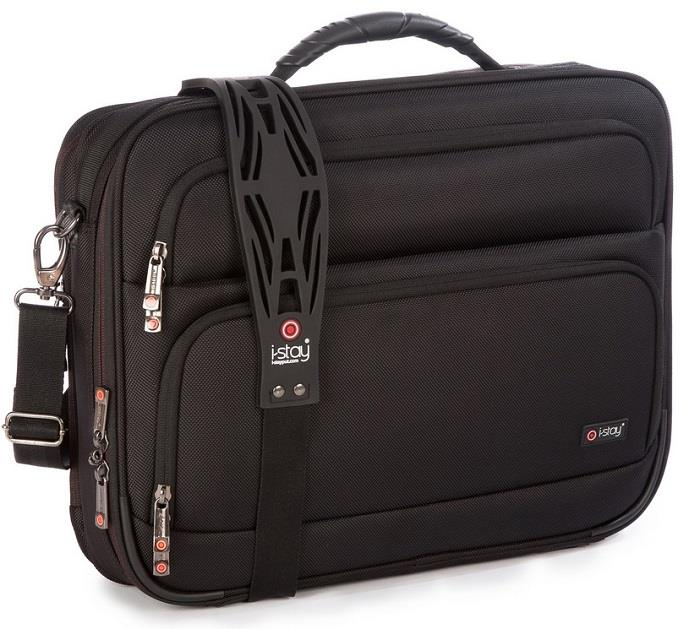 I-stay Fortis Laptop / Tablet Clamshell Bag 15,6'' black