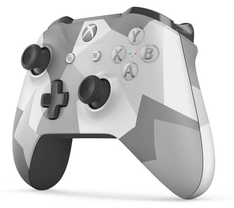 Microsoft Xbox One Wireless Controller Winter Forces