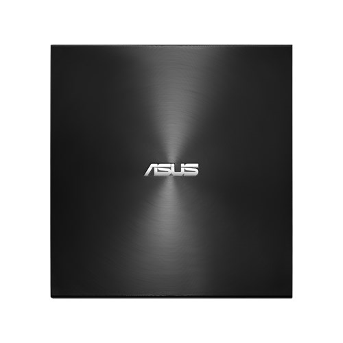 External DRW Asus SDRW-08U9M-U, USB Type-C and Type-A, Ultra-Slim, Black