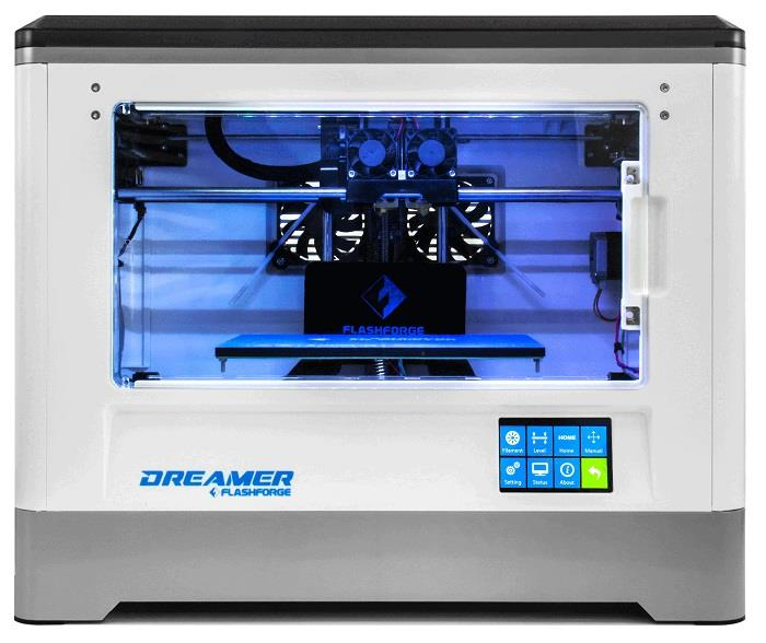 Printer 3D FlashForge Dreamer
