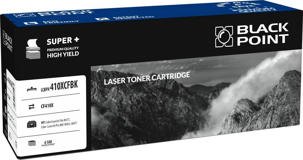 Toner Black Point LCBPH410XCFBK | black | 6 500 pp | HP M377/M452/M477|HP CF410X