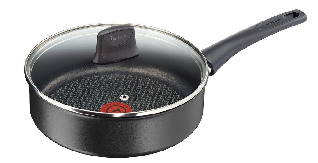 Frying pan Tefal C6943202 Chef with lid | 24 cm