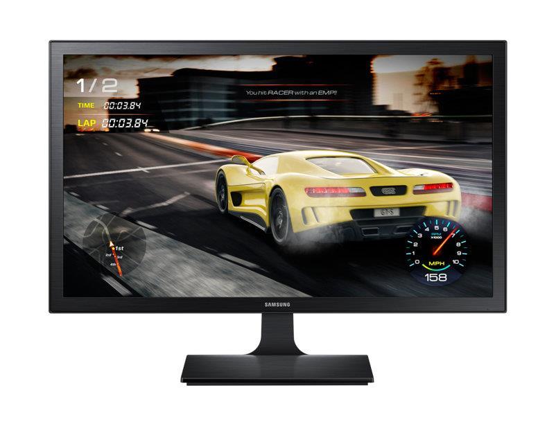 Samsung LCD LS27E330HZX, 27'' LED, herní monitor, D-Sub/HDMI, 1ms, č
