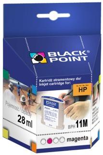 Ink Black Point BPH11M   Magenta   28 ml   2260 p.   HP C4837