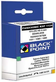Ribbon Black Point KBPP1090 | Black | Nylon | Panasonic KXP-1090
