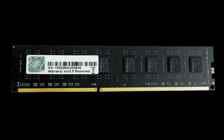G.Skill DDR3 4GB 1333MHz CL9 1.5V