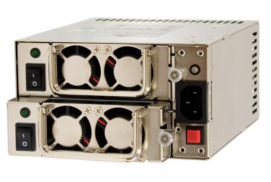 CHIEFTEC redundantní zdroj MRT-6320P, 2x320W, ATX-12V V.2.3, PS-2 type, PFC