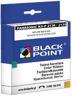 Ribbon Black Point KBPP160   Black   Nylon   Panasonic KXP-160