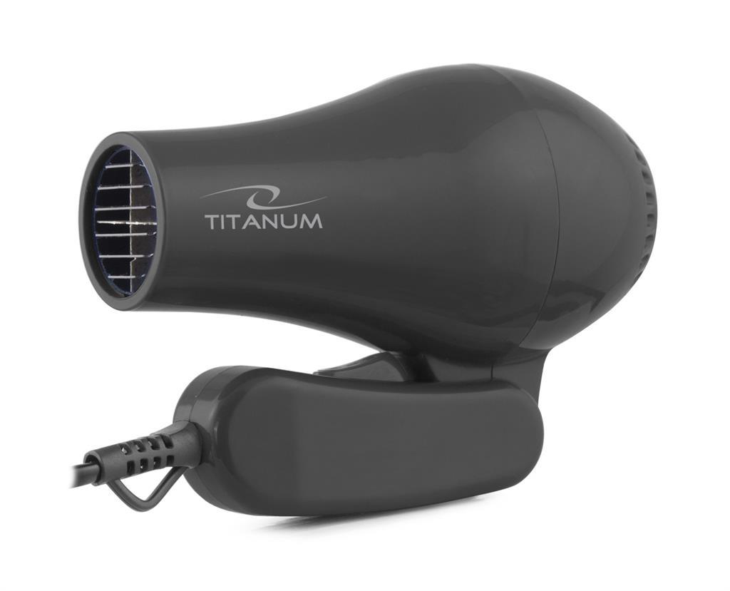 TITANUM TBH001K GAIA vysoušeč vlasů 750W