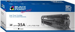 Toner Black Point LBPPH35A | Black | 2200 p. | HP CB435A