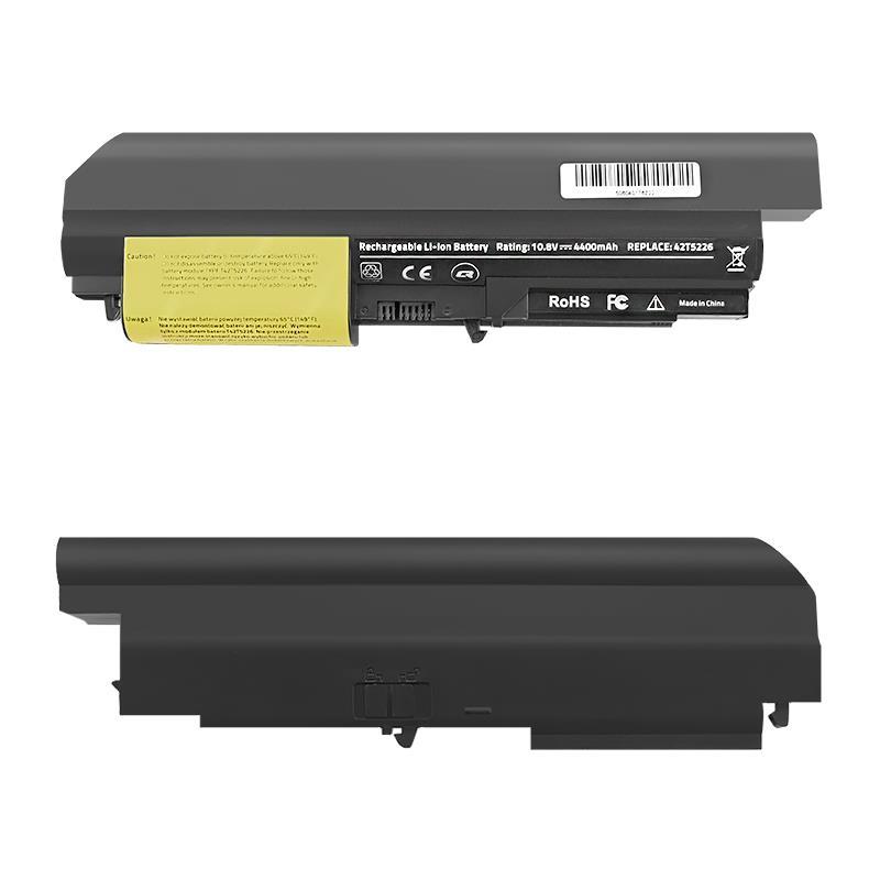 Qoltec Long Life baterie pro notebooky - Lenovo IBM T61P | 4400mAh | 11.1V