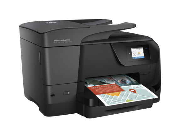 HP OfficeJet Pro 8715 WiFi MFP
