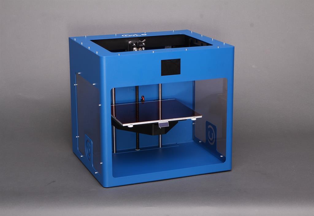 Printer 3D, CRAFTBOT 2 (BLUE) + Parrot AR Drone 2.0 jungle edt.