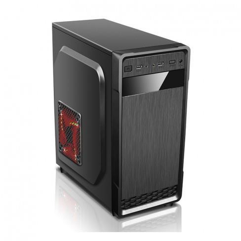 PC case Spire SUPREME 1614, black, PSU 420W