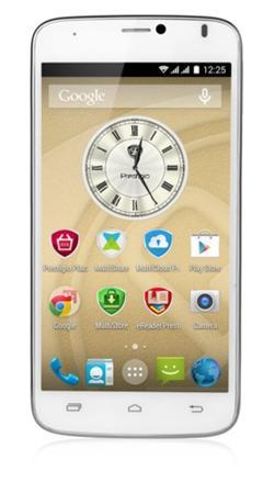 """PRESTIGIO MultiPhone PSP3502 DUO (Dual sim,5.0"""" FWVGA 480x854 IPS, MT6582M 1.3GHz Quad Core, Android 4.4, RAM 512MB + eM"""