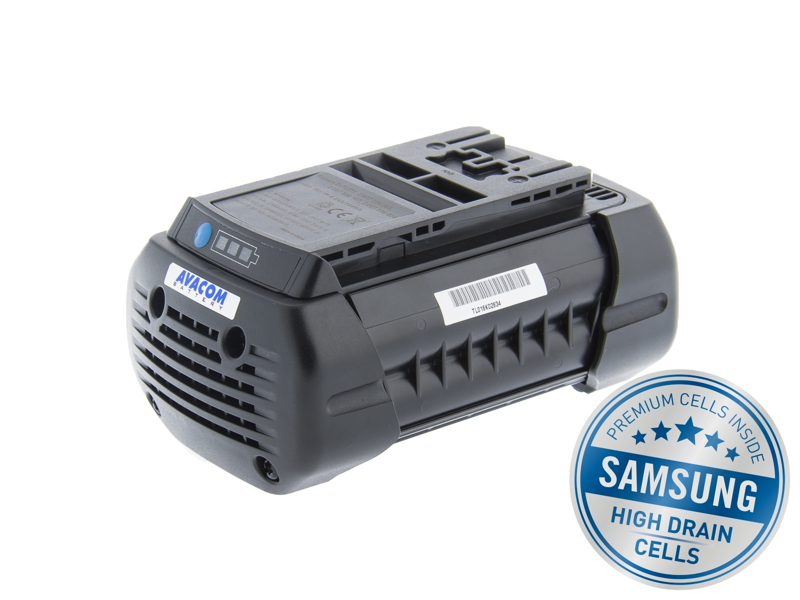Baterie AVACOM BOSCH ROTAK 37 LI, Li-Ion 36V 4000mAh/144Wh, články SAMSUNG