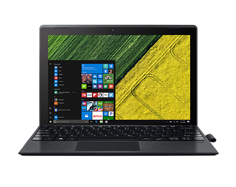 "Acer Switch 3 (SW312-31-P6X2) Pentium 4200/12"" FHD IPS Multi-touch LCD/4GB/64GB eMMC/W10 S/Grey"