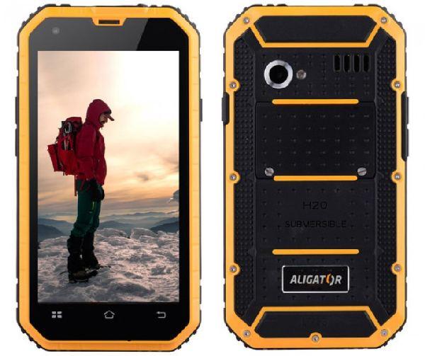 Aligator RX460 eXtremo 16GB černo-žlutý