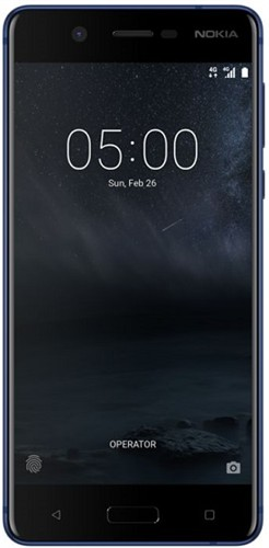 Nokia 5 Tempered Blue Dual SIM
