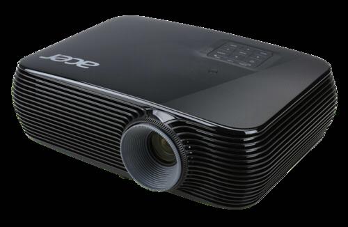 Acer P1386W / DLP / 3D / 1280x800 WXGA / 3500 ANSI / 20000:1/ VGA / HDMI/ 2,4KG