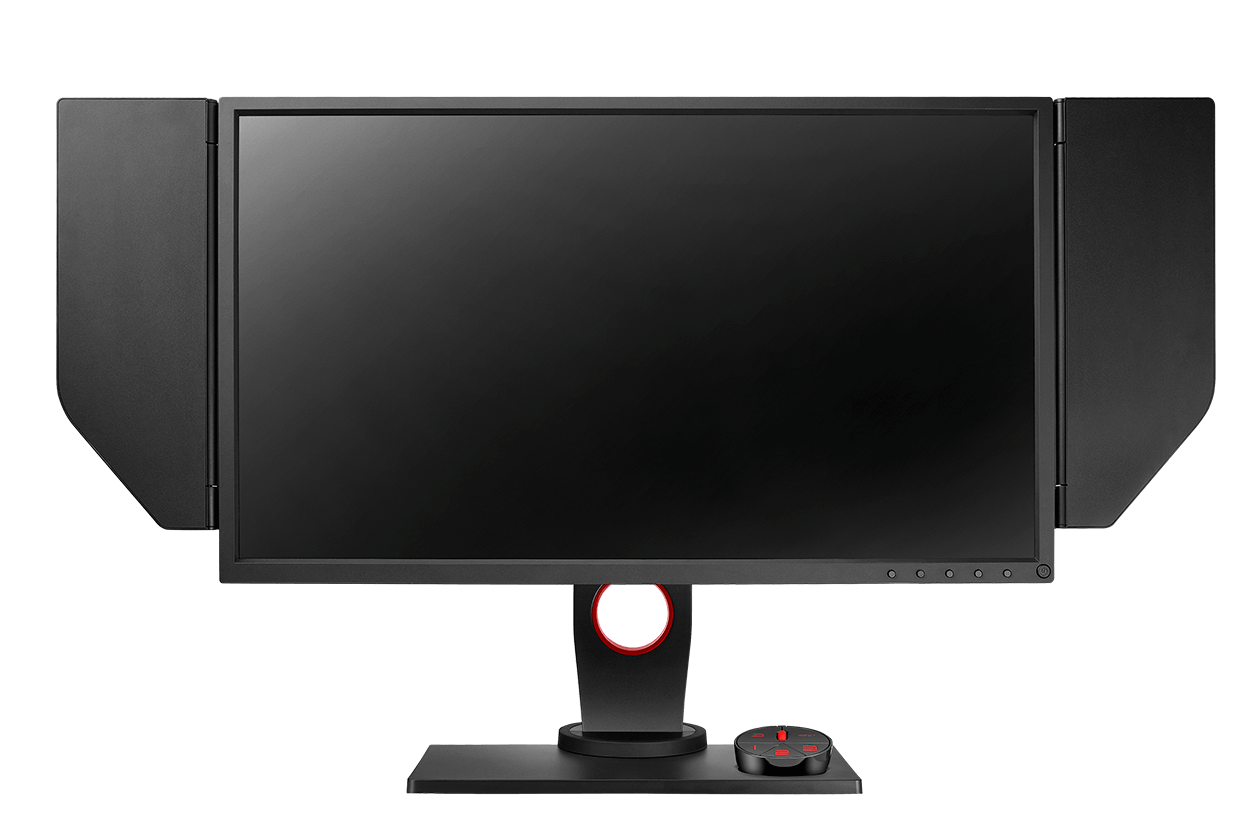 "Zowie by BenQ LCD XL2540 DARK GREY 24.5""W/TN LED/FHD/12M:1/1ms/DVI-DL/DP/2x HDMI/USB/Flicker-free/Low Blue Light"