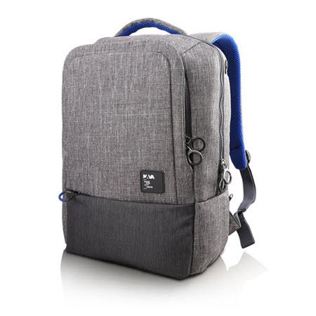 Lenovo IDEA by NAVA - laptop backpack grey = šedý batoh
