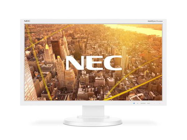 """NEC 23"""" E233WMi 1920x1080, IPS, 250 cd/m2/mD-Sub, DP, DVI, bílý"""