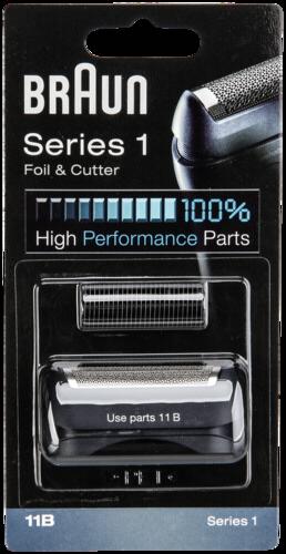 Combipack Braun 11B Series 1 černý