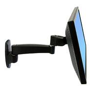 """ERGOTRON 200 Series Wall Mount Arm, 1 Extension - nástěnný držák, max. 24"""" LCD"""