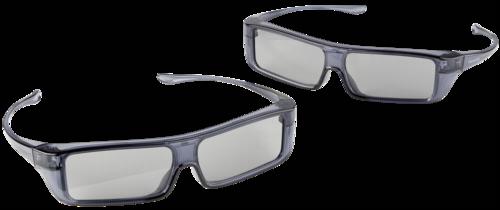 3D brýle pasivní Panasonic TY-EP3D20E 2ks