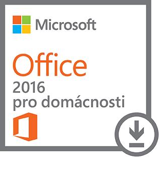 Office 2016 pro domácnosti Win All Lng - elektronická licence