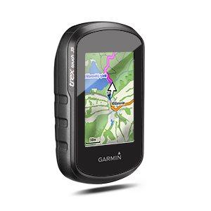 Garmin eTrex Touch 35 Europe, 2.6'', TOPO Active
