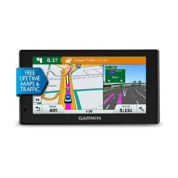Garmin DriveSmart 60 Europe Lifetime (45 zemí), 6.0'', Bluetooth