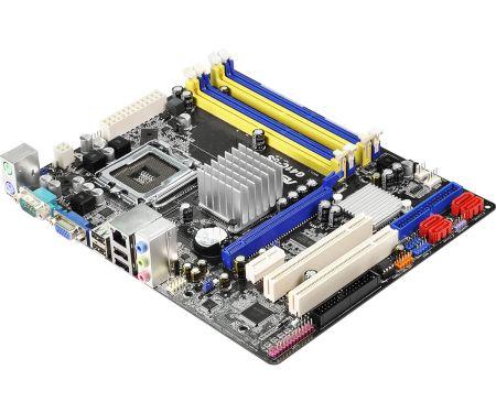 ASRock G41C-GS R2.0, s.775, IntelG41/IntelICH7,2xDDR3/DDR2,4xSATA2 3.0Gb/s, 8xUSB 2.0, (VGA), uATX