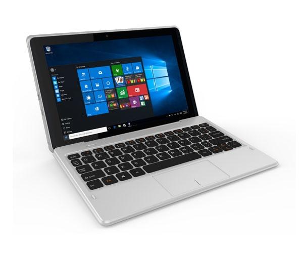 Umax VisionBook 9Wi Pro/8,9´´ Atom 1,8GHz QC/1280x800 IPS/2GB/32GB/mSD/HDMI/WLn/BT/4900mAh/W10HE