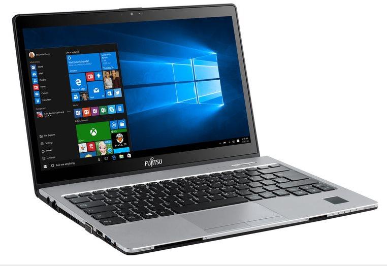 """Fujitsu LIFEBOOK S936 i5-6200U/4GB/256GB SSD/DRW/13,3"""" FHD/LTE/TPM/FP/SC/Win10Pro+Win7Pro"""