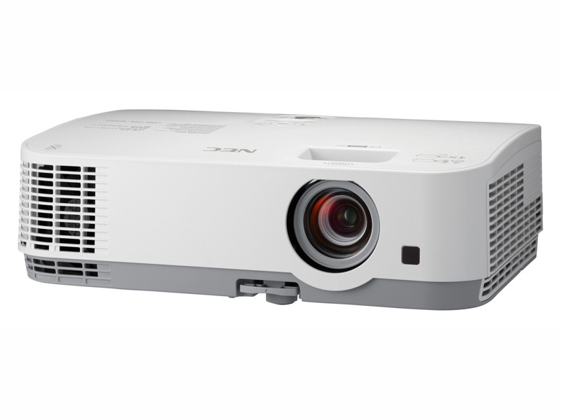 NEC projector ME331W - 3300 ANSI, Desktop Projector, WXGA, LCD based Projector