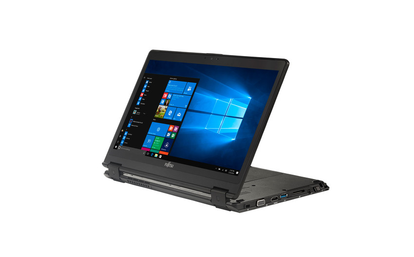 "Fujitsu LIFEBOOK P727 i5-7200U up to 3.1GHz 3MB/8GB/512GB SSD/12,5"" FHD AG/TPM/FP/Win10Pro"