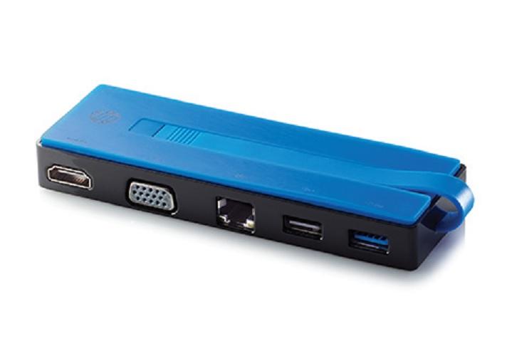 HP USB-C cestovní replikátor portů