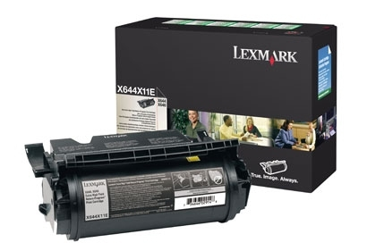 Toner Lexmark black [ return program | 32000str | X64Xe ]