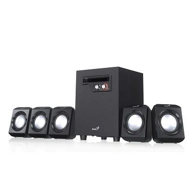 Genius Speakers SW 5.1 1020, 26W