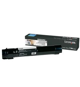 Toner Lexmark black | 32000str | X950/X952/ X954