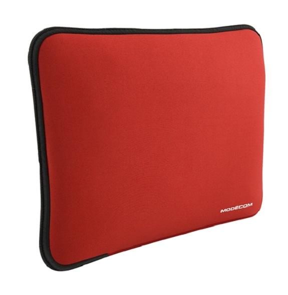 Neoprenové pouzdro na notebook MODECOM BROOKLYN 16-18'' červené