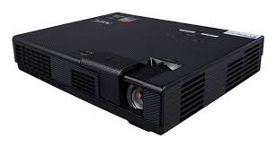 NEC L102W mobilní projektor, 1000lm, LED WXGA, 1.2kg, 20,000h usage, 4000:1 contrast, 3D projection with DLP link