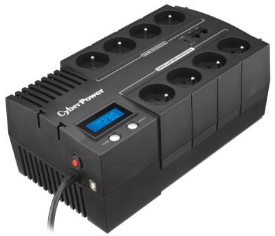 CyberPower BRICs LCD UPS 1000VA/600W - české zásuvky