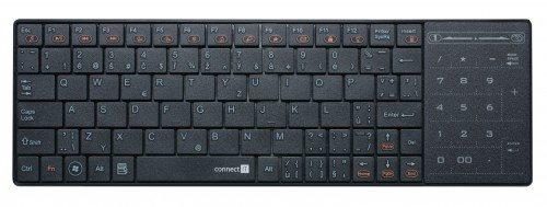 CONNECT IT bezdrátová klávesnice + touch pad/num pad KW3100