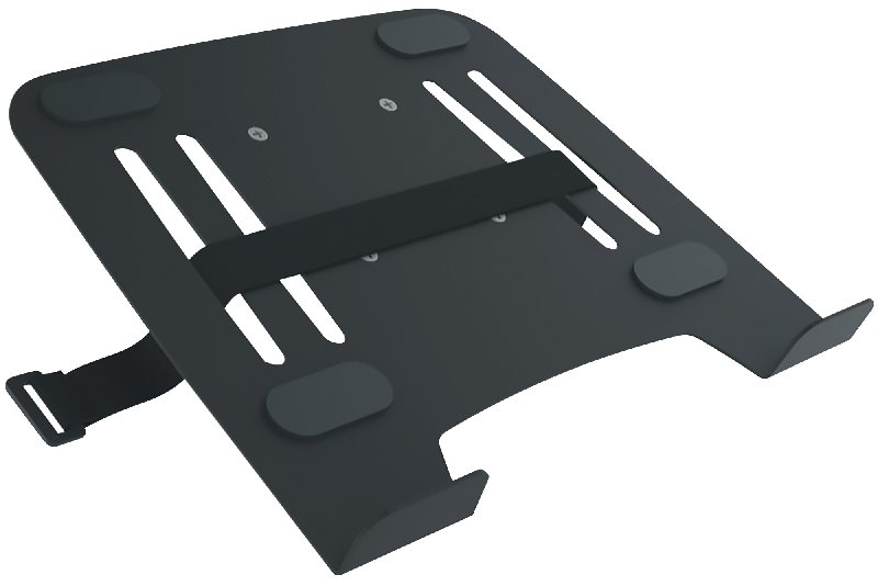"""Univerzální držák notebooku pro svorkový držák monitoru do 15"""" VESA 75x75"""
